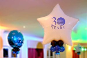 30th anniversary Dance - Balloon