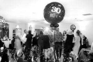 30th anniversay Dance - Staff Dancing