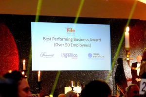 Fife Business Awards Entrants