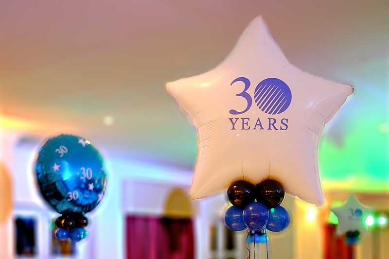 30th anniversary Dance - Balloon
