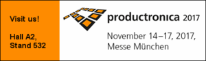 Productronica Banner